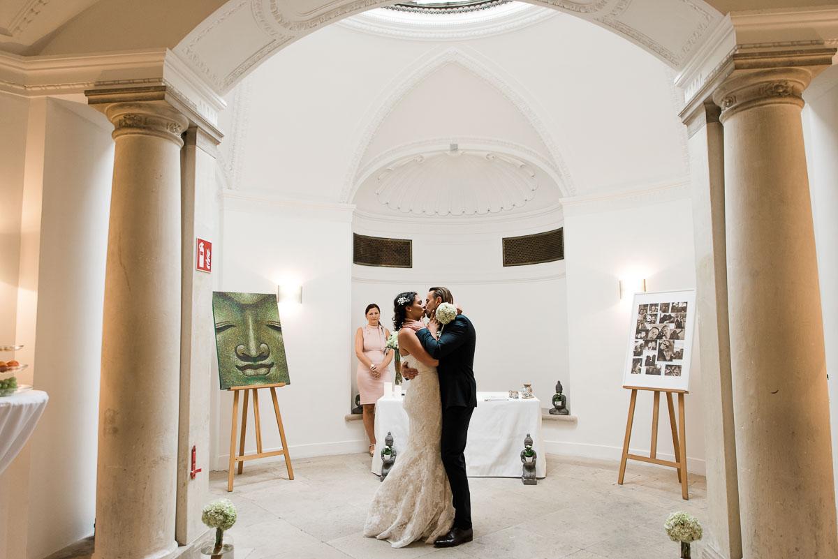 Hochzeit Nationalbibliothek Wien